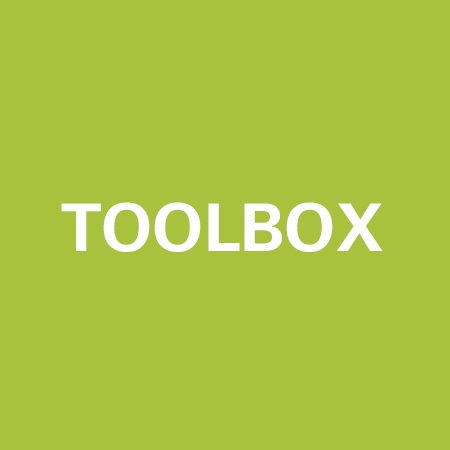 Unsere Toolbox