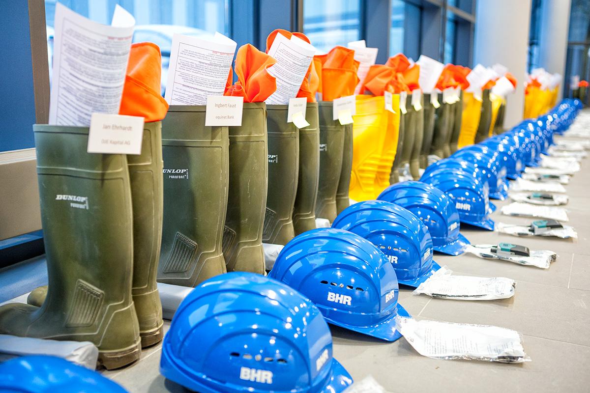 Capital Markets Day Kraftwerk Moorburg