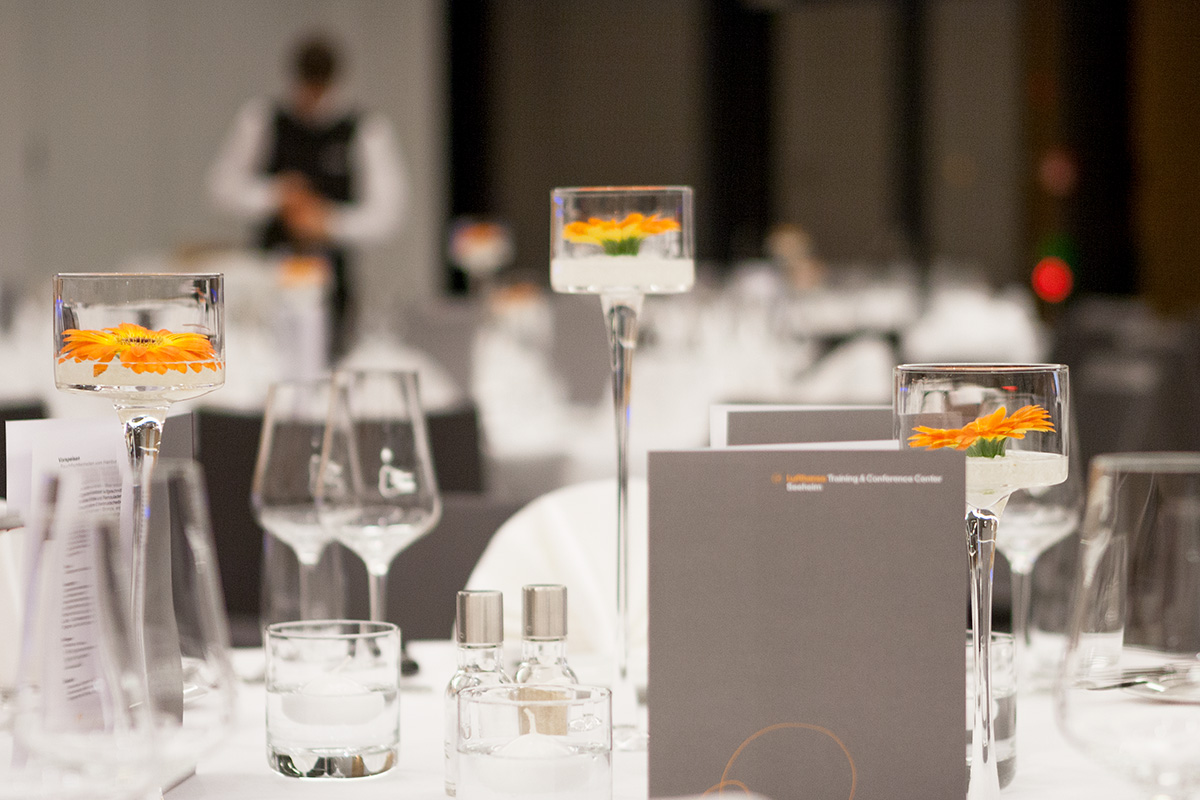 Infotagung Lufthansa Training Center